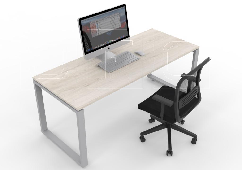 Escritorio Acro Ejecutivo Officenter Escritorio es un mueble que se usa como medio de trabajo y estudio. escritorio acro ejecutivo